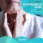 25 de Maio – Dia Internacional da Tireoide