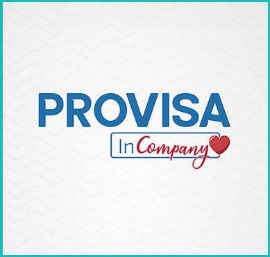Provisa Gestão de Saúde: Logo Provisa in Company