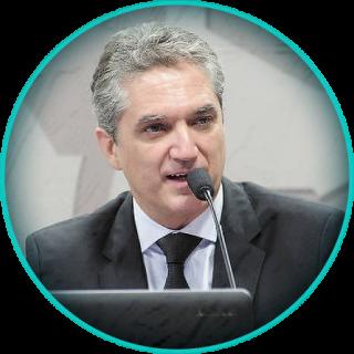 Rogério Scarabel Barbosa. Crédito: Pedro França, Agência Senado