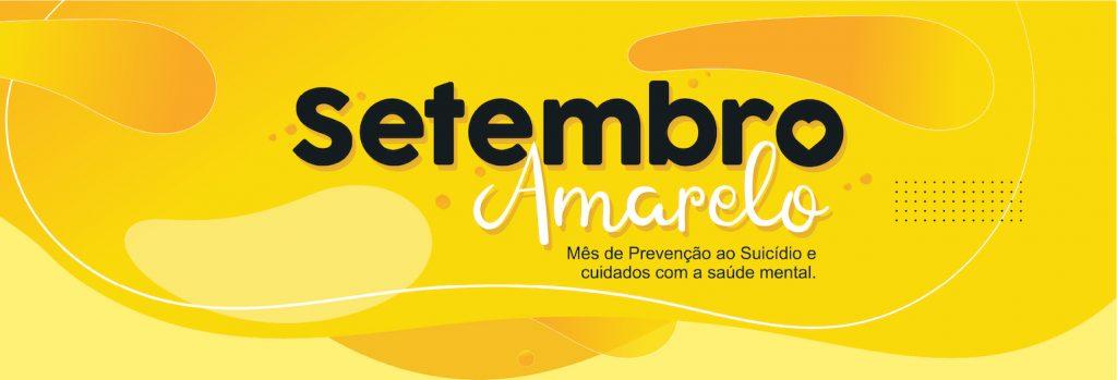 Banner superior setembro amarelo do site provisa gestão de saúde