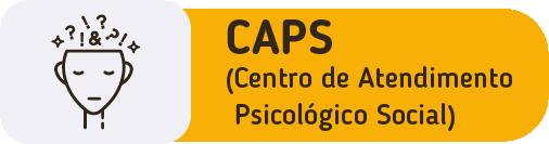 CAPS centro de atendimento psicólogo social